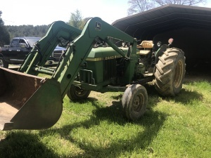 The Elder Estate Farm Equipment & Personal Property