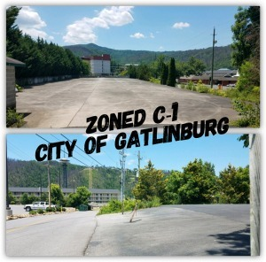 Prime Gatlinburg Commercial & Chalet Village Building Lot