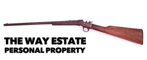 BID ON WAY ESTATE PERSONAL PROPERTY HERE!