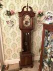 Howard Miller Grandfather Clock, 6'5'' SN# 62378 Made for household in 1976