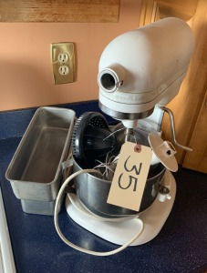 Kitchen Aid Mixer - shows signs of use