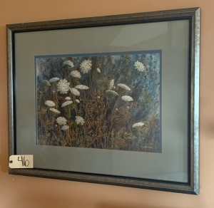 "Jim Gray Framed Print Pencil Signed 827/1500 - 35"" x 27 ½"""