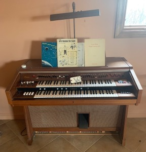 Yamaha Electone Organ - as-is: missing pedals