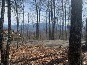 Lot 35 of The Enclave at Cove Mountain is a Smoky Mountain standout! 2+ acres with long valley views at back of lot and stunning mountain views from the front. This luxury gated community winds up to the top of the mountain on Laurel Top way off the Spur
