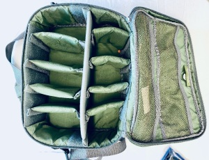 Orvis Reel Case (Fits 10 Reels)