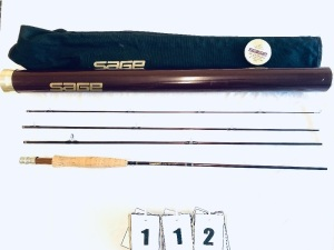 Sage ZXL 480-4 8' 4wt Fly Rod