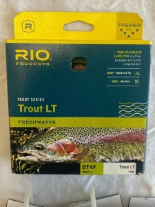 RIO Trout LT DT4F Floating Line (Sage)