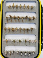 #24-26 Mayflies, emergers, comparaduns, spinners & parachutes - 2