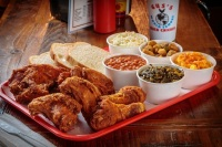 WINNER WINNER CHICKEN DINNER! GUS'S HOT CHICKEN PACKAGE! A $75 dollar gift certificate, hat, shirt and more! - 3