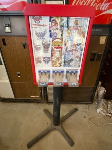 Temporary Tattoo Vending Machine