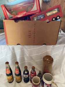 Coca-Cola Collectibles Lot