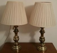 Two (2) Lamps
