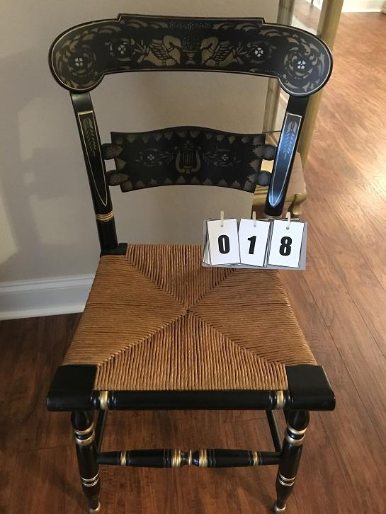 Lot 18 Of 178: Ethan Allen Hitchcock Chair